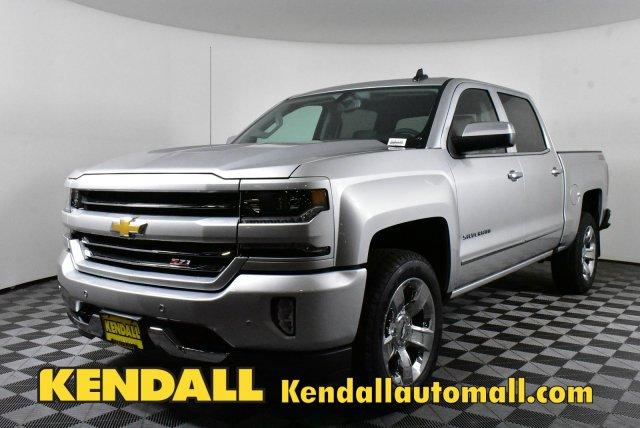 2018 Silverado 1500 Crew Cab 4x4,  Pickup #D181726 - photo 1