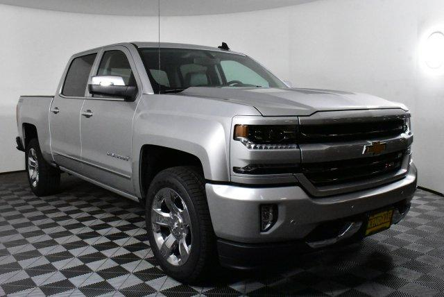 2018 Silverado 1500 Crew Cab 4x4,  Pickup #D181726 - photo 4