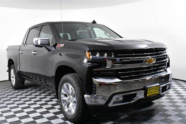 2019 Silverado 1500 Crew Cab 4x4,  Pickup #D190077 - photo 4