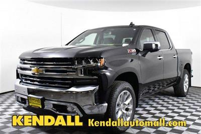 2019 Silverado 1500 Crew Cab 4x4,  Pickup #D190077 - photo 1