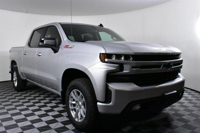 2019 Silverado 1500 Crew Cab 4x4,  Pickup #D190169 - photo 4