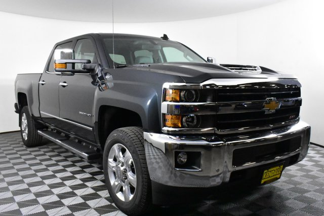 2019 Silverado 2500 Crew Cab 4x4,  Pickup #D190290 - photo 4