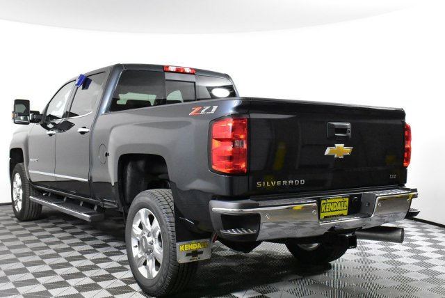 2019 Silverado 2500 Crew Cab 4x4,  Pickup #D190290 - photo 2