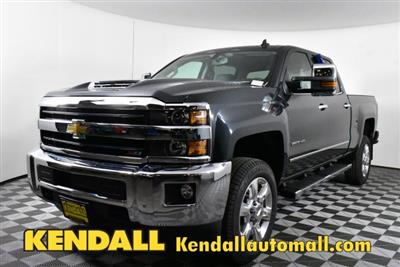 2019 Silverado 2500 Crew Cab 4x4,  Pickup #D190290 - photo 1