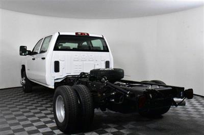2019 Silverado 3500 Crew Cab DRW 4x4,  Cab Chassis #D190402 - photo 2