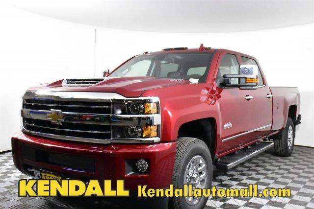 2019 Silverado 3500 Crew Cab 4x4,  Pickup #D190453 - photo 1