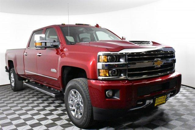 2019 Silverado 3500 Crew Cab 4x4,  Pickup #D190453 - photo 4