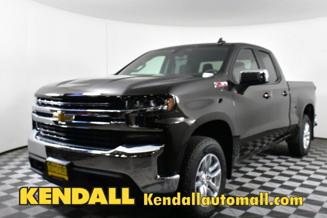 2019 Silverado 1500 Double Cab 4x4,  Pickup #D190461 - photo 1