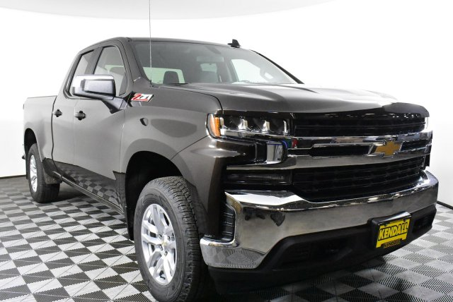2019 Silverado 1500 Double Cab 4x4,  Pickup #D190461 - photo 4