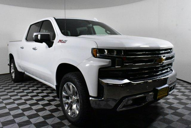 2019 Silverado 1500 Crew Cab 4x4,  Pickup #D190487 - photo 4
