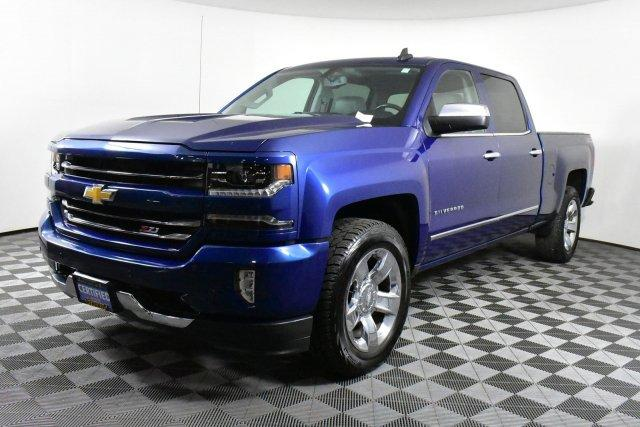 2016 Silverado 1500 Crew Cab 4x4,  Pickup #D190569A - photo 1