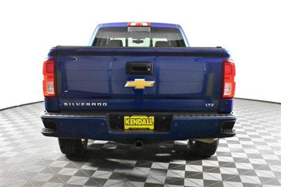 2016 Silverado 1500 Crew Cab 4x4,  Pickup #D190569A - photo 6