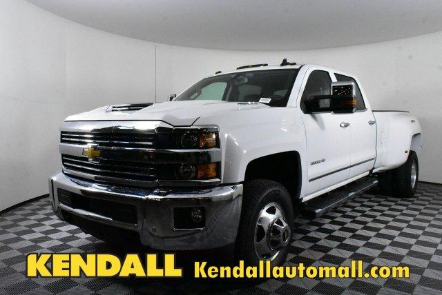 2019 Silverado 3500 Crew Cab 4x4,  Pickup #D190625 - photo 1