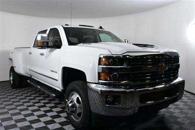 2019 Silverado 3500 Crew Cab 4x4,  Pickup #D190625 - photo 4