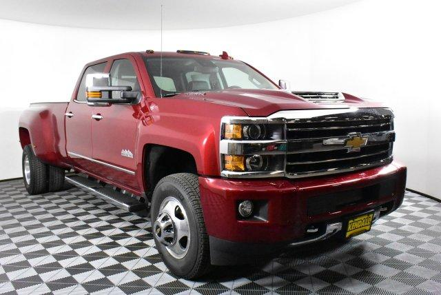 2019 Silverado 3500 Crew Cab 4x4,  Pickup #D190627 - photo 4