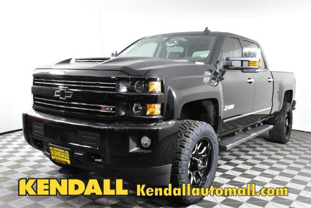 2019 Silverado 2500 Crew Cab 4x4,  Pickup #D190722 - photo 1