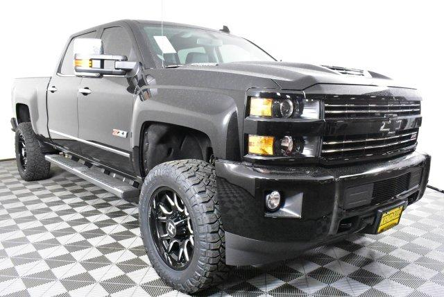 2019 Silverado 2500 Crew Cab 4x4,  Pickup #D190722 - photo 4