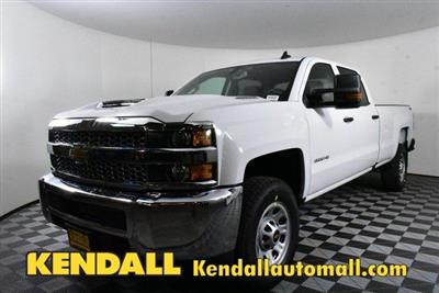 2019 Silverado 3500 Crew Cab 4x4,  Pickup #D190734 - photo 1