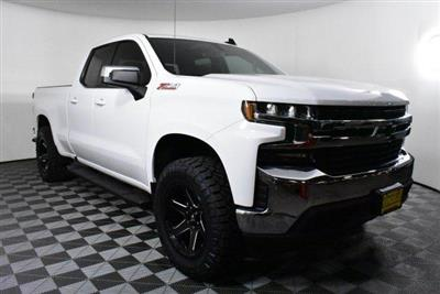 2019 Silverado 1500 Double Cab 4x4,  Pickup #D190753 - photo 4
