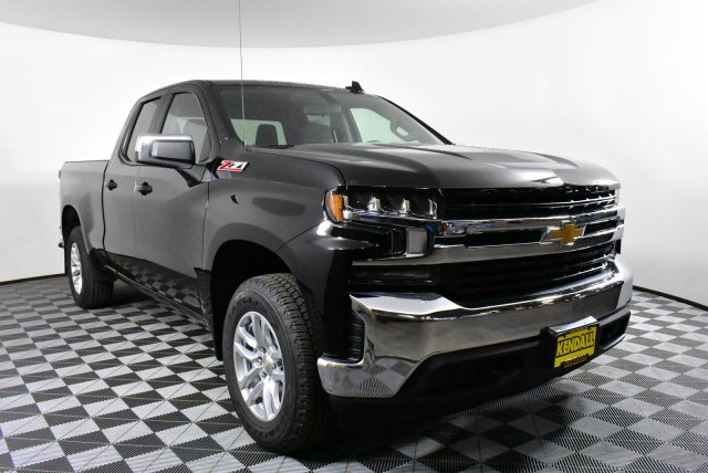2019 Silverado 1500 Double Cab 4x4,  Pickup #D190757 - photo 4