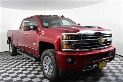 2019 Silverado 3500 Crew Cab 4x4,  Pickup #D190790 - photo 4