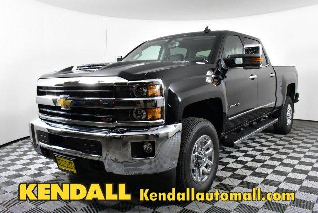 2019 Silverado 3500 Crew Cab 4x4,  Pickup #D190794 - photo 1