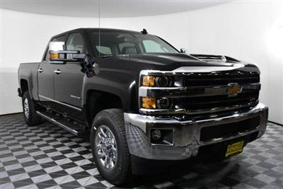 2019 Silverado 3500 Crew Cab 4x4,  Pickup #D190794 - photo 4