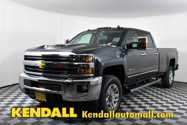 2019 Silverado 3500 Crew Cab 4x4,  Pickup #D190798 - photo 1