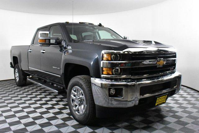 2019 Silverado 3500 Crew Cab 4x4,  Pickup #D190798 - photo 4