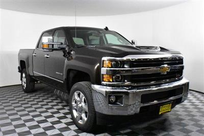 2019 Silverado 2500 Crew Cab 4x4,  Pickup #D190799 - photo 4