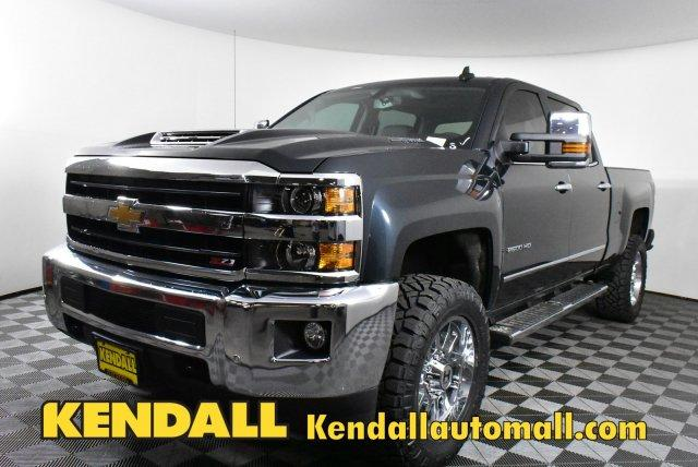 2019 Silverado 2500 Crew Cab 4x4,  Pickup #D190805 - photo 1
