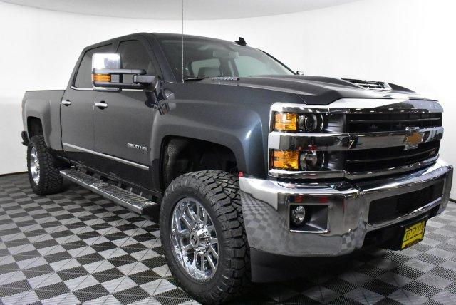2019 Silverado 2500 Crew Cab 4x4,  Pickup #D190805 - photo 4