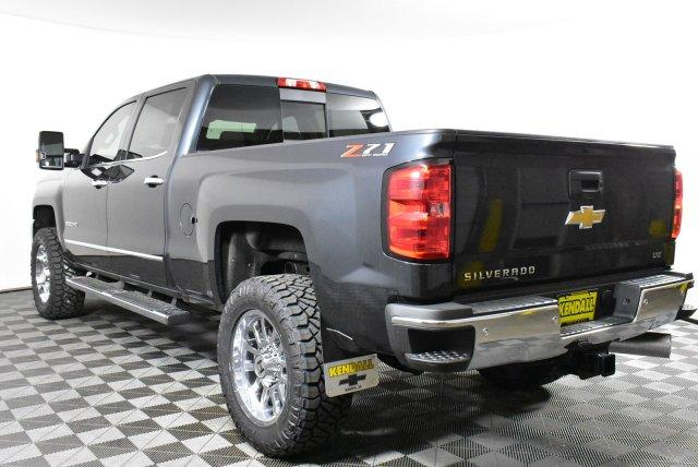 2019 Silverado 2500 Crew Cab 4x4,  Pickup #D190805 - photo 2