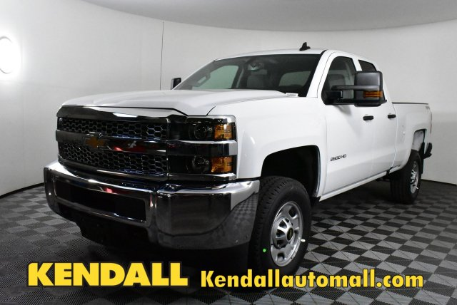 2019 Silverado 2500 Double Cab 4x4,  Pickup #D190810 - photo 1