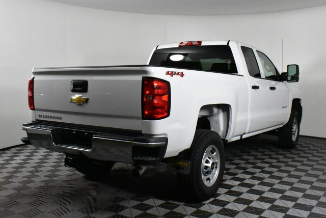 2019 Silverado 2500 Double Cab 4x4,  Pickup #D190810 - photo 5