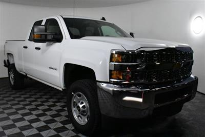 2019 Silverado 2500 Double Cab 4x4,  Pickup #D190810 - photo 4