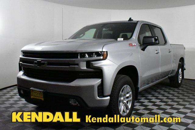 2019 Silverado 1500 Crew Cab 4x4,  Pickup #D190818 - photo 1