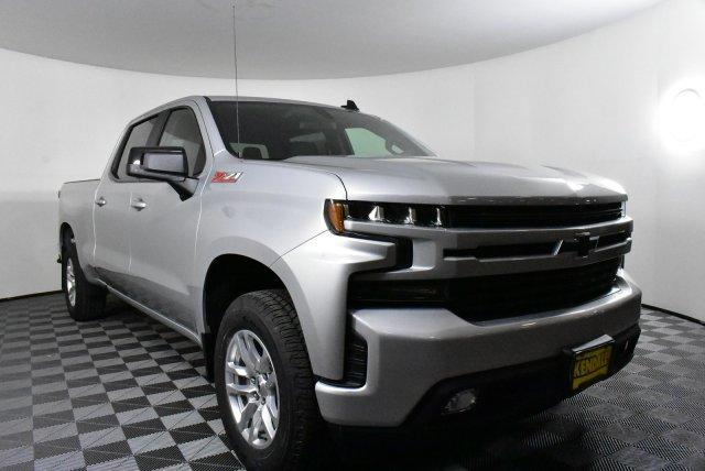 2019 Silverado 1500 Crew Cab 4x4,  Pickup #D190818 - photo 4