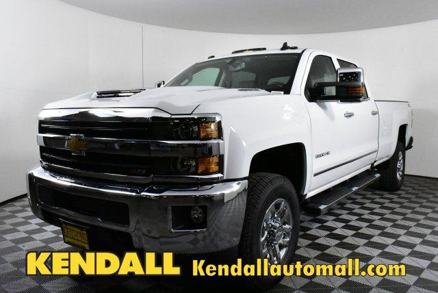 2019 Silverado 3500 Crew Cab 4x4,  Pickup #D190856 - photo 1