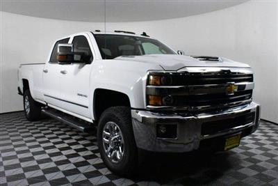 2019 Silverado 3500 Crew Cab 4x4,  Pickup #D190856 - photo 4