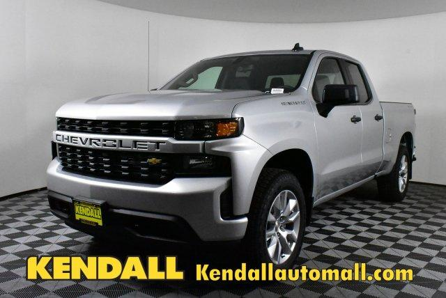 2019 Silverado 1500 Double Cab 4x4,  Pickup #D190867 - photo 1