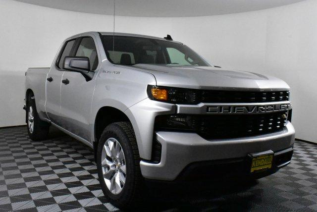 2019 Silverado 1500 Double Cab 4x4,  Pickup #D190867 - photo 4