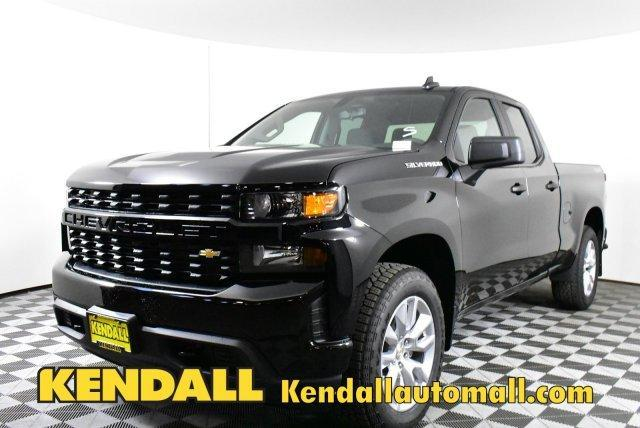 2019 Silverado 1500 Double Cab 4x4,  Pickup #D190869 - photo 1