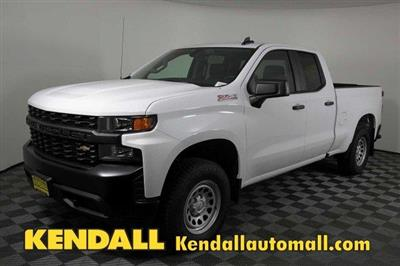 2019 Silverado 1500 Double Cab 4x4,  Pickup #D190939 - photo 1