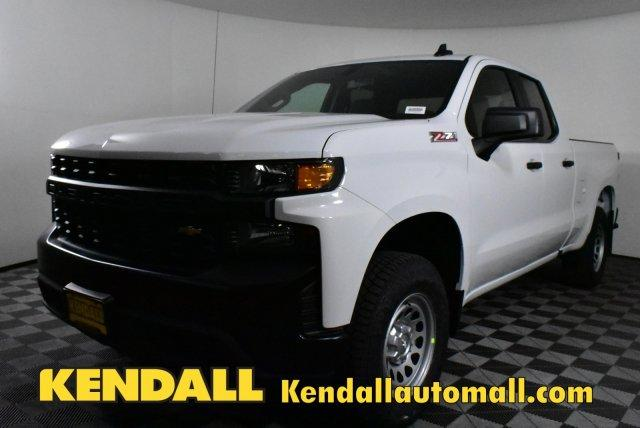 2019 Silverado 1500 Double Cab 4x4,  Pickup #D190940 - photo 1