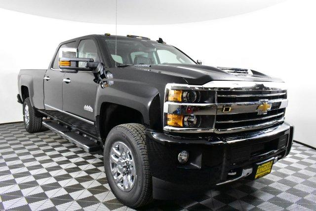2019 Silverado 3500 Crew Cab 4x4,  Pickup #D190955 - photo 4