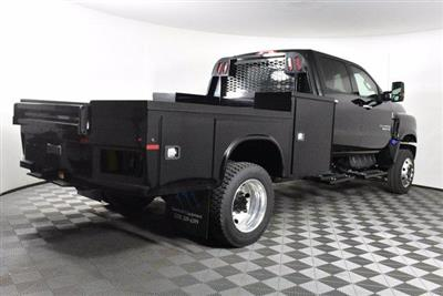 2019 Silverado Medium Duty Crew Cab DRW 4x4, Platform Body #D191021 - photo 6