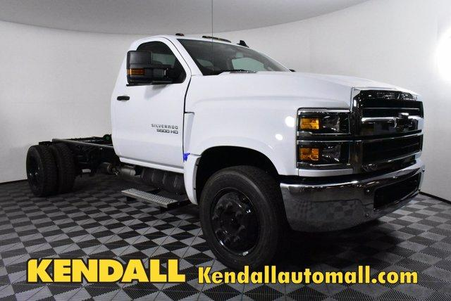 2019 Chevrolet Silverado Medium Duty Regular Cab DRW RWD, Cab Chassis #D191062 - photo 1