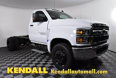 2019 Chevrolet Silverado 5500 DRW 4x2, Cab Chassis #D191062 - photo 1