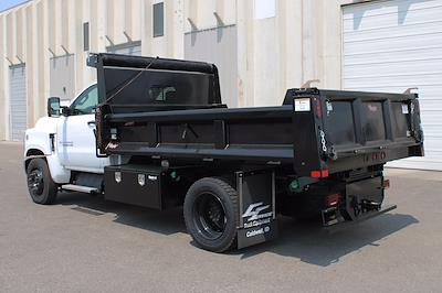 2019 Chevrolet Silverado 5500 DRW 4x2, Rugby Dump Body #D191062 - photo 2
